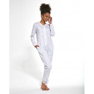Пижама-комбинезон Cornette Swan