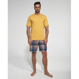 Пижама мужская с шортами Cornette Alex