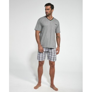 Мужская хлопковая пижама Cornette Anchor