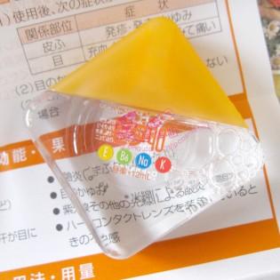 Японские витамины для глаз