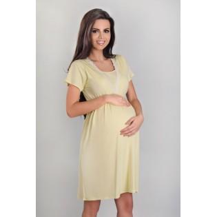 Сорочка-платье для мам Lupo